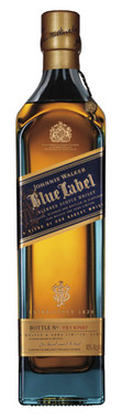 JOHNNIE WALKER BLUE LABEL 750ml 1bt ships at 2bt rate no further disc available