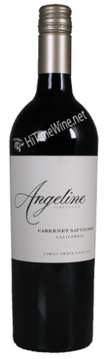 ANGELINE CABERNET SAUVIGNON CALIFORNIA 750mL