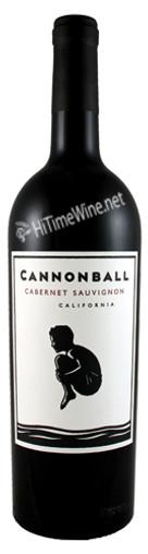 CANNONBALL CABERNET SAUVIGNON CALIFORNIA 750mL