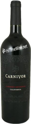 CARNIVOR CABERNET SAUVIGNON CALIFORNIA 750mL