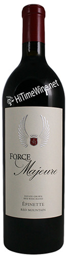 """FORCE MAJEURE 2017 PROPRIETARY RED """"EPINETTE"""" RED MOUNTAIN 750mL"""