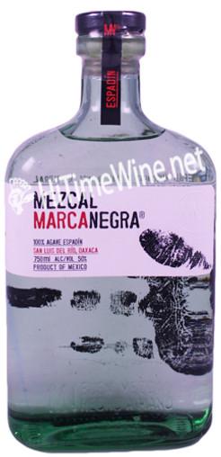 MARCA NEGRA ESPADIN MEZCAL 750ML