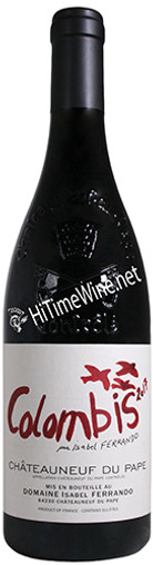 ISABEL FERRANDO 2017 CHATEAUNEUF DU PAPE COLOMBIS ***ADDITIONAL STOCK AT WAREHOUSE***