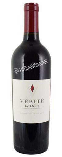 "VERITE 2014 PROPRIETARY RED ""LE DESIR"" SONOMA COUNTY 750mL"