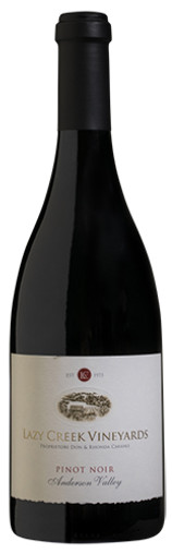 """LAZY CREEK PN """"LAZY DAYS"""" ANDERSON VALLEY 750mL"""