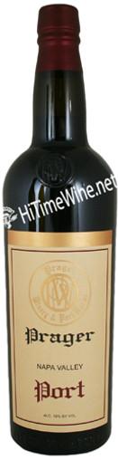 PRAGER 2013 PORT-STYLE WINE NAPA VALLEY 750mL
