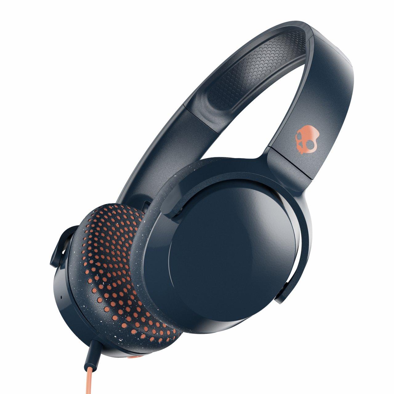 maquinilla de afeitar Tristemente Subordinar  Skullcandy Riff On-Ear Collapsible Wired Headphones