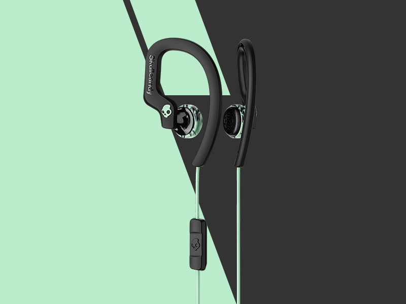 96dce175414 Chops Flex Sport Earphones - Free Delivery | Skullcandy