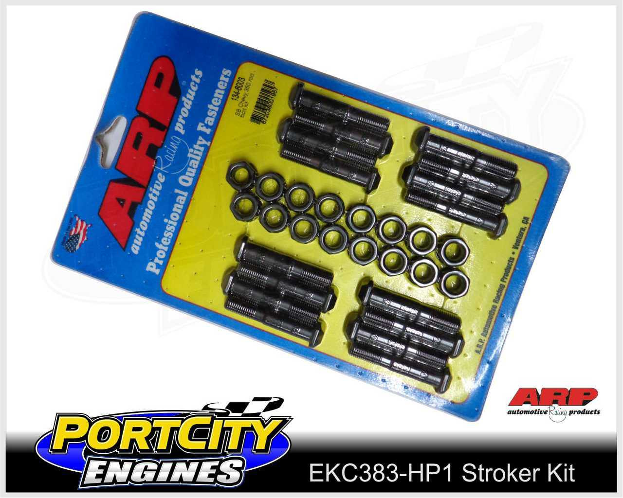 383 Stroker Rod Length