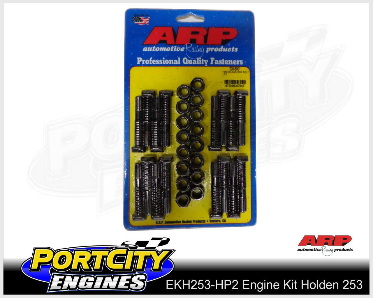 ARP con rod bolts for Holden 253/308