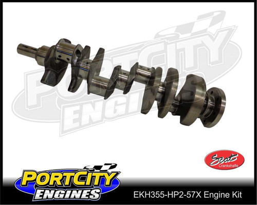 Holden 355 HP2 performance stroker rotating assembly kit