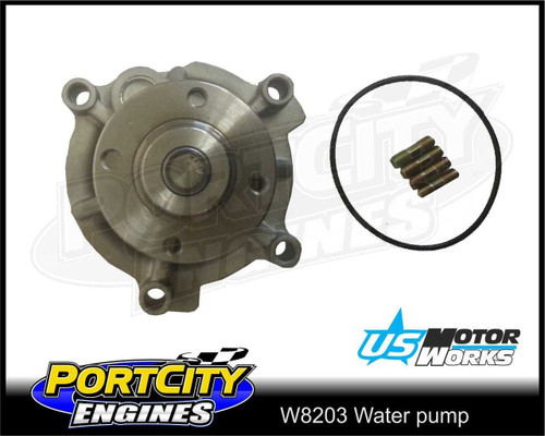 USMW Water Pump for Ford Falcon Fairlane LTD BA BF FG XR8 GT 5.4L V8 W8203