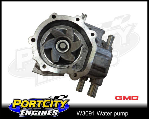 GMB Water pump for Subaru 2.0L 2.5L EJ20T EJ25T Forester Impreza Liberty W3091