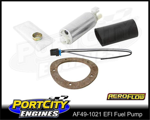 Aeroflow EFI in Tank Fuel Pump Commodore VN VR VS Direct replacement AF49-1021