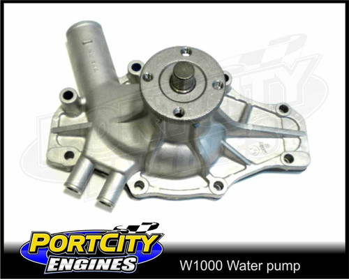 GMB Water Pump for Late model Holden V8 W1000