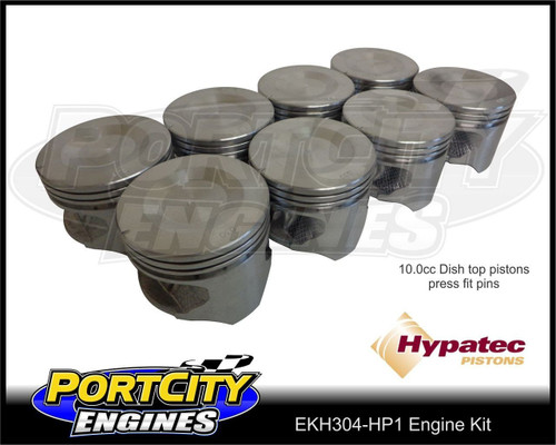 Holden 304/5.0L HP1 series Engine rebuild kit for up to VS series-I