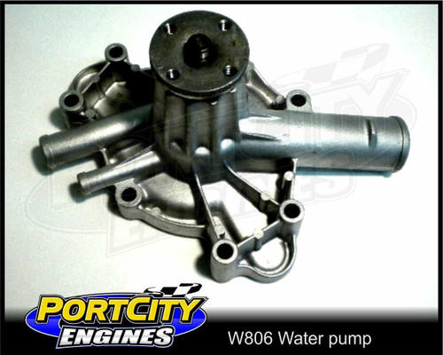 U.S Motorworks Water Pump Chrysler Valiant Charger V8 318 340 W806