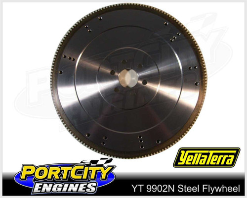 Steel Flywheel for Ford V8 Windsor Cleveland Neutral Balance 12kg YT9902N