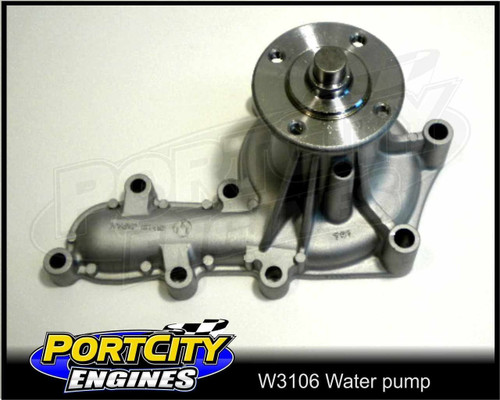 Water Pump Toyota Landcruiser Coaster 1HZ 1HD 6-cyl Diesel 70 75 79 80 105 W3106