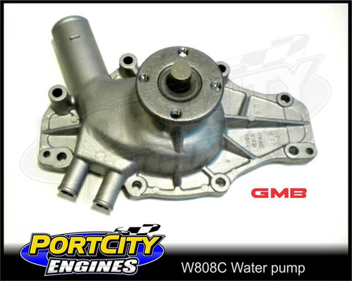 GMB Water Pump for early model Holden V8 W808C
