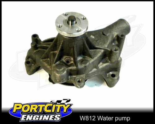 USMW Long Water Pump Small Block Chev 283 305 307 327 350 400 W812