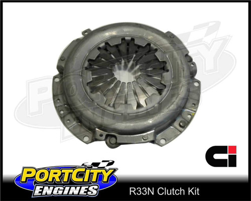 Clutch kit for Holden Isuzu 4cyl petrol Gemini TC-TX Rodeo KB20-KB46ELF R33N