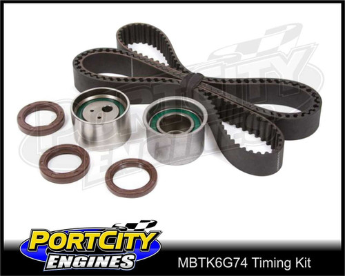 Timing chain kit for Mitsubishi 4cyl 4G52 4G54 L200 Magna