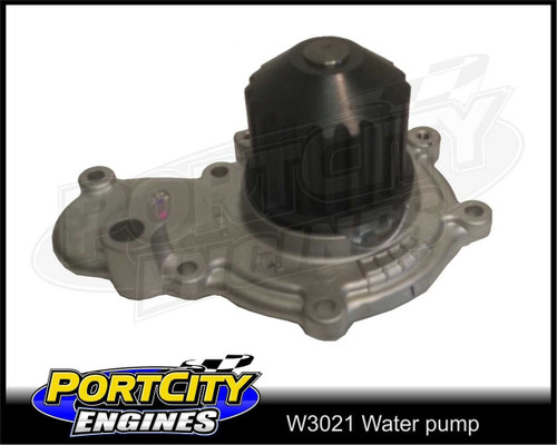 Powermax Water Pump for Chrysler PT Cruiser Neon 4Cyl 2.0L 16V 96 - 05 W3021