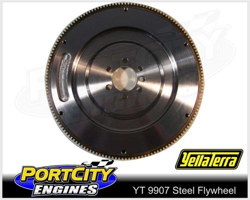 Steel Flywheel for Chev V8 SB Vortec Counter Balance Standard 13.4kg YT9907