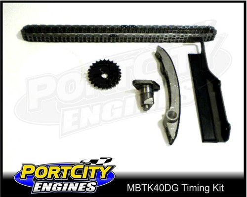 Timing Kit for Mitsubishi 4cyl 4M40 Pajero Triton 2 8L Double Row