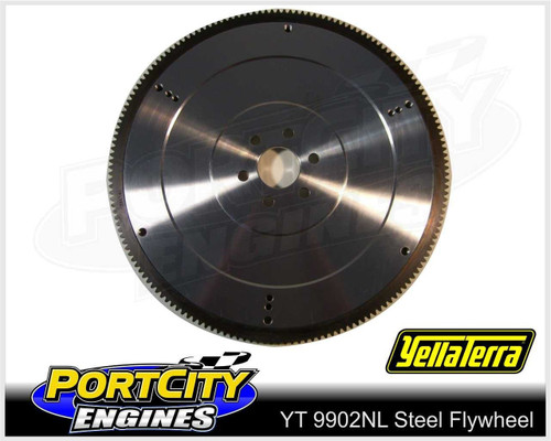 Lightweight Steel Flywheel for Ford V8 Windsor Cleveland Neutral 10.8kg YT9902NL
