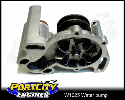 Water Pump for Mitsubishi 4cyl 4G54 Magna TM TN TP TR TS 2.6L W1025 Pump Only
