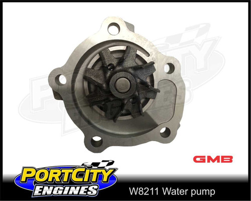 GMB Water Pump Suzuki Grand Vitara Ignis Liana Swift M15A 1.5L M16A 1.6L W8211