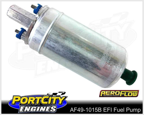 Aeroflow EFI Electric In Tank or External Fuel Pump 625HP 175lph AF49-1015B