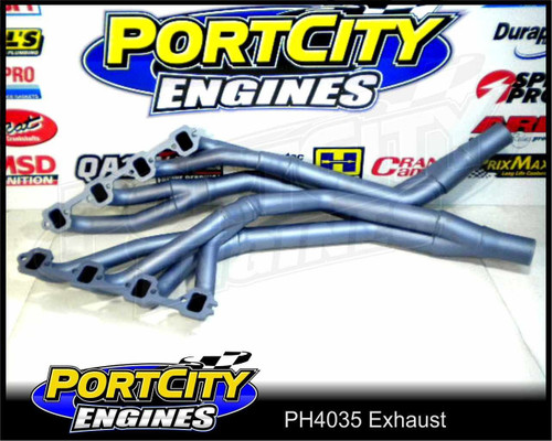Pacemaker Extractors for Ford Falcon Windsor V8 351 XR-XY Tri-Y design PH4035