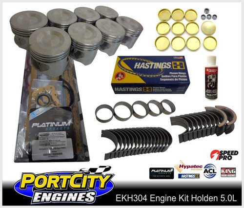 Engine Rebuild Kit Holden V8 304 5.0L EFI EKH304
