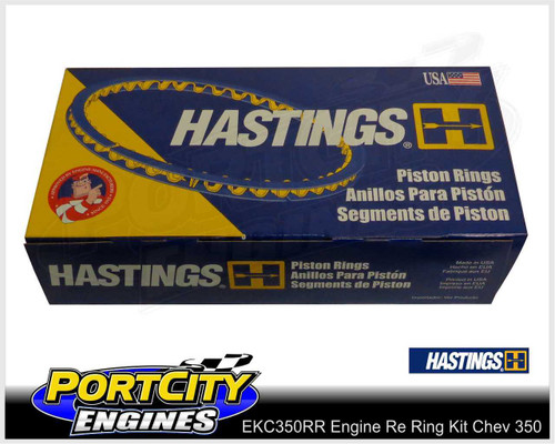 Chev 350 hastings rings