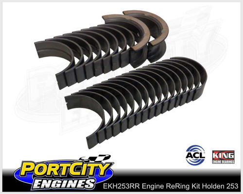 Holden 253 Big end & Main bearings