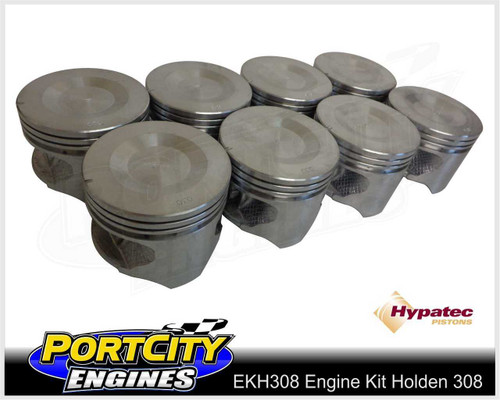 Holden 308 Piston set
