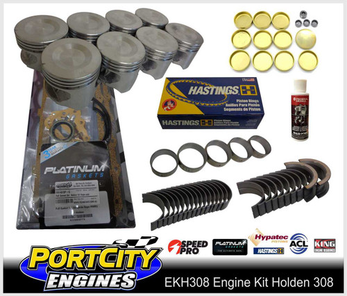 Holden 308 Engine rebuild kit