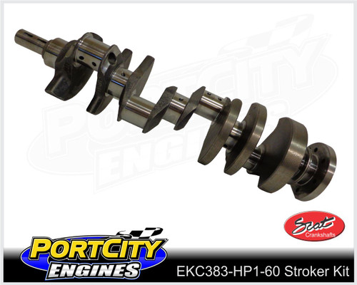"Scat 383 crankshaft for 6.000"" rods - 3.750"" stroke"