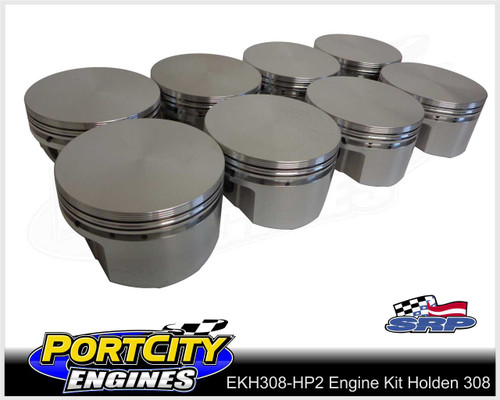 SRP forged pistons