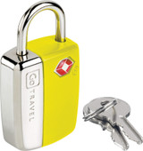 Go Travel Sentry® Yellow