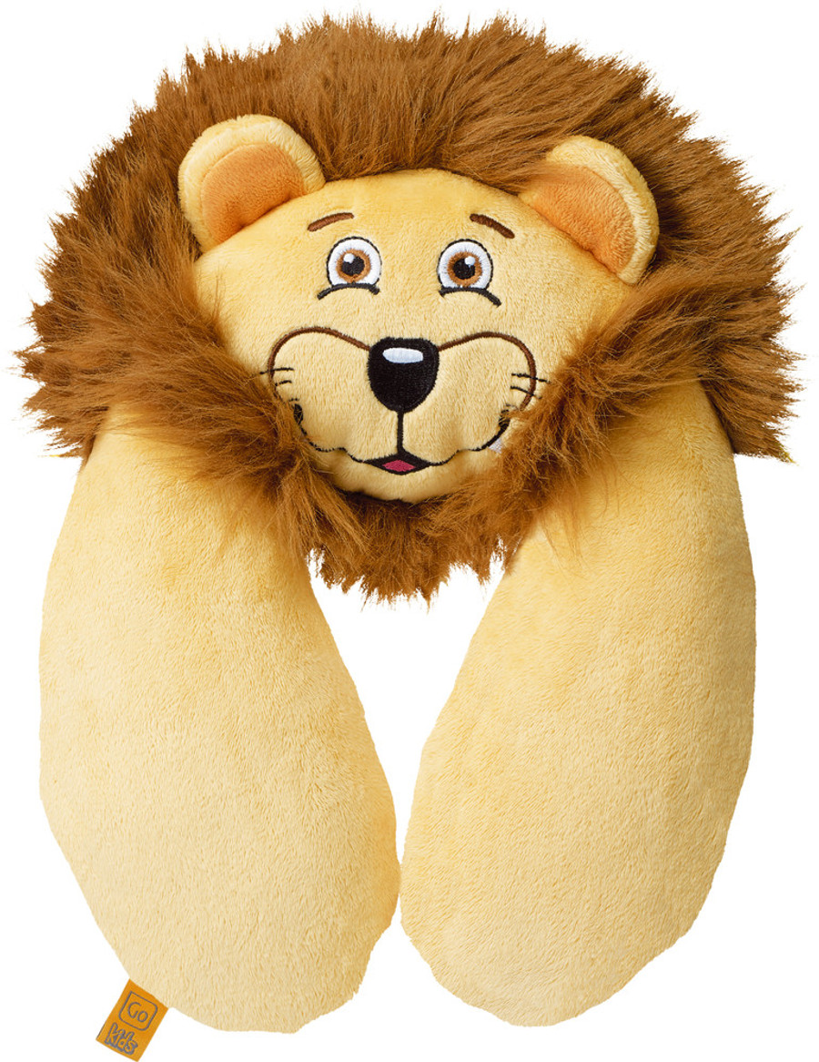Go Kids Lion Neck Pillow