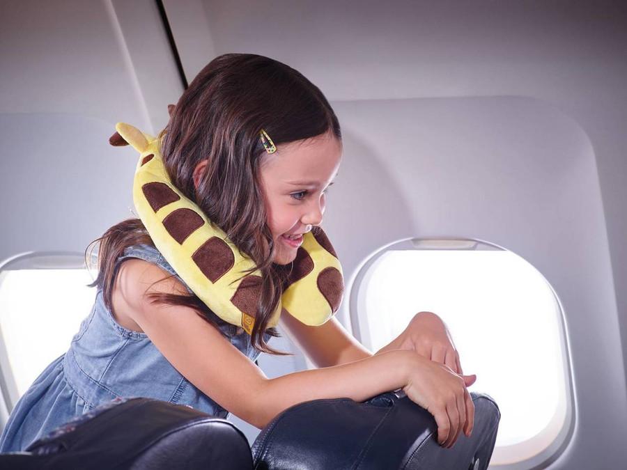 Go Kids Giraffe Neck Pillow