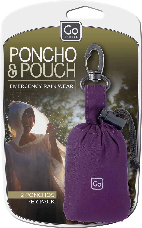 Poncho & Pouch