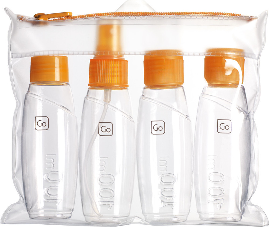 Cabin Bottles Set (orange)
