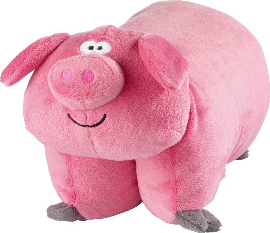 Pig Folding Pillow