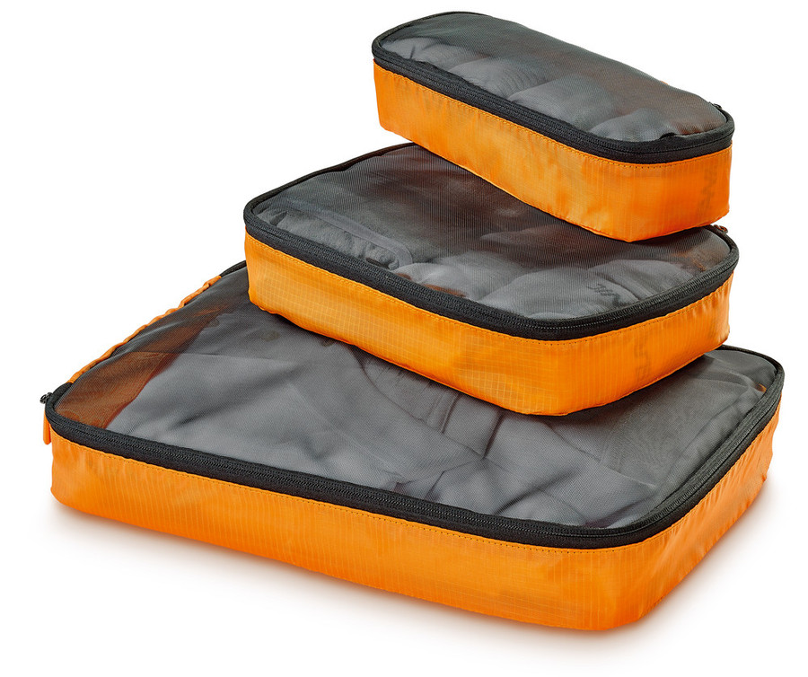 Triple Packing Cubes