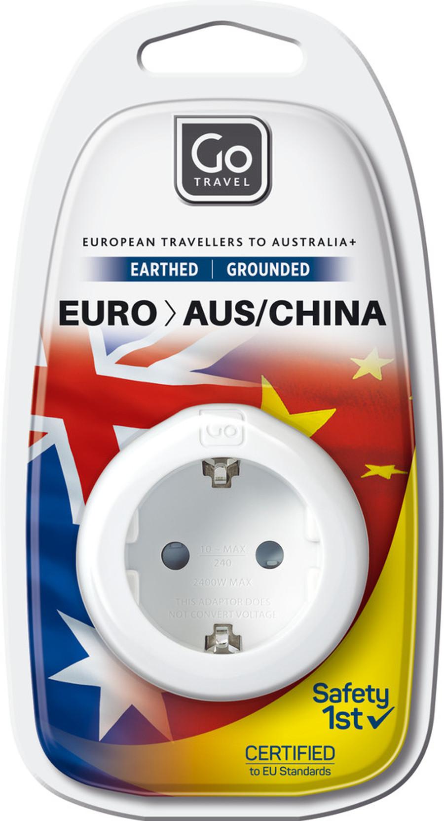EU-AUS Adaptor